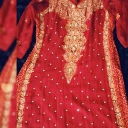 Bridal dress one time used