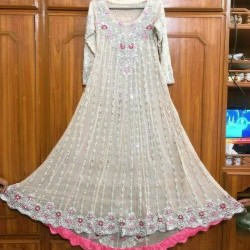 Bridal Maxi for Walima