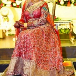 Barat and walima dresses