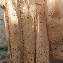One time Used walima bridal dress for sale