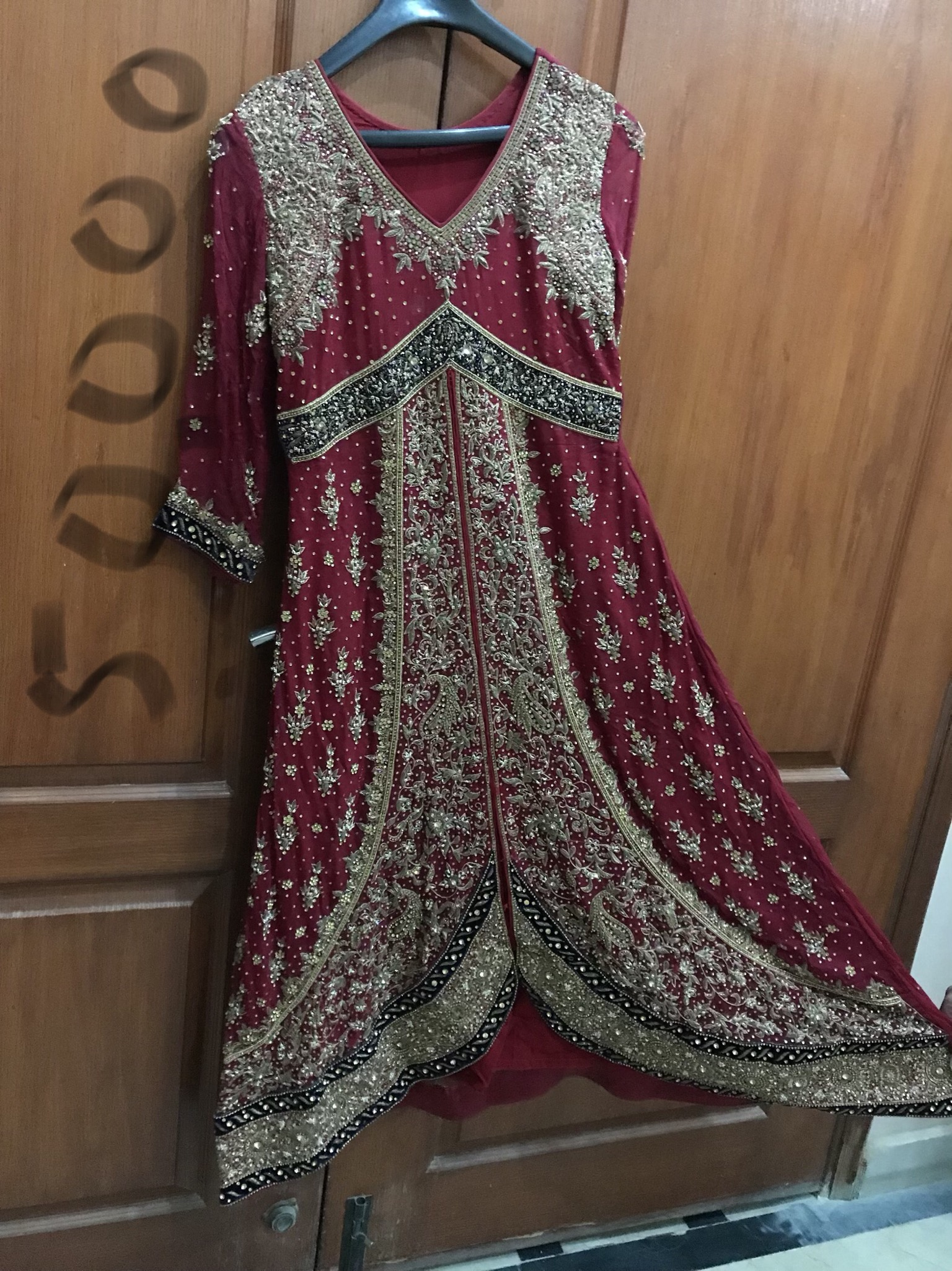 Wedding Dresses On Rent In Lahore