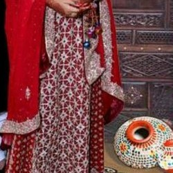 Bridal Lehenga Second Hand for Baraat Excellent condition