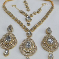 Jewelry set for wedding