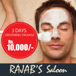 3 days grooming package